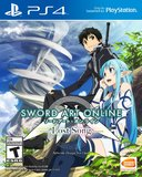 Sword Art Online: Lost Song (PlayStation 4)